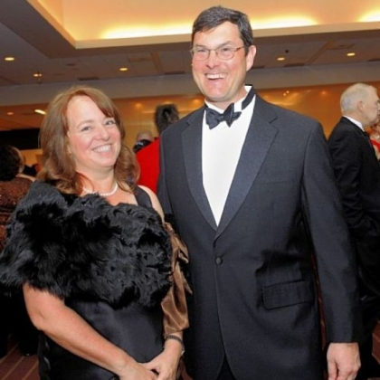 Leslie and Bob Nutting.