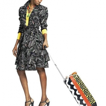 Fashion from the Duro Olowu collection for J.C. Penney.