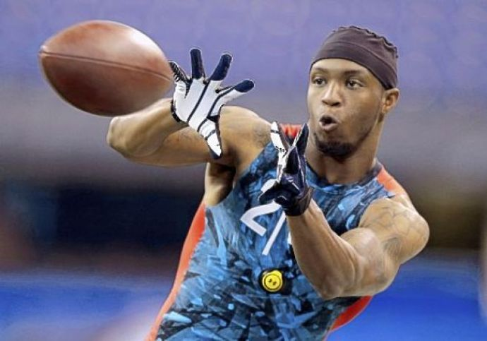 NFL Scouting Combine: WVU's Tavon Austin could fill many roles