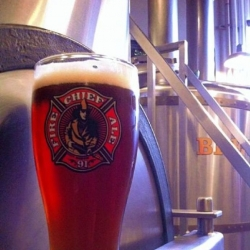 Beer: Tapping the Fire Chief Ale for charity
