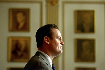Mayor Luke Ravenstahl.