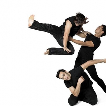 Black Grace, a New Zealand dance troupe founded by choreographer Neil Ieremia, started out as an all-male company.