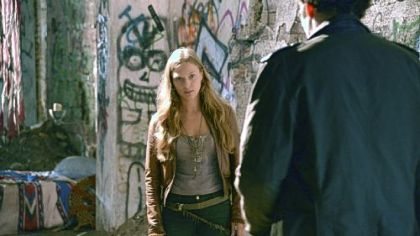 "Tracy Spiridakos on NBC's ""Revolution"""