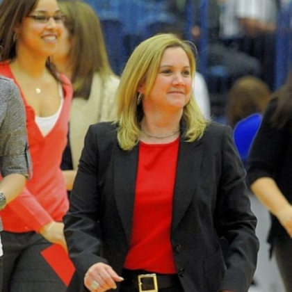 Duquesne coach Suzie McConnell-Serio has the Dukes entering the conference tournament on a high note.