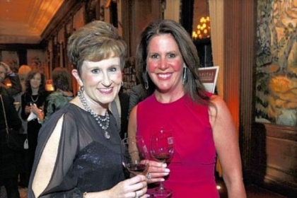 Helen Wylie and Christine O&#039;Toole.