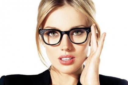 Oliver Peoples frames.