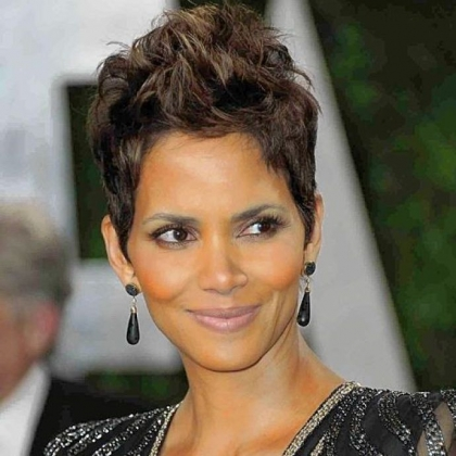 Halle Berry -- Says she wants her daughter to have a normal life in Los Angeles.