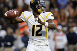 Four quarterbacks in line to fill Smith's shoes for WVU