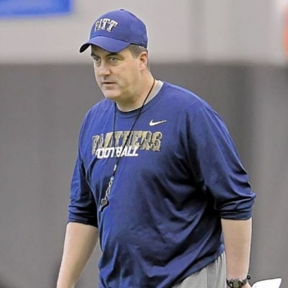 Pitt is already ahead of the game in that coach Paul Chryst is still with the team for spring drills.
