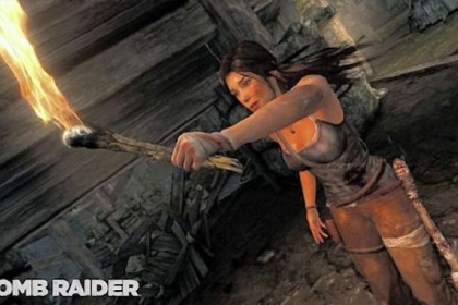New Lara Croft 'Tomb Raider.'