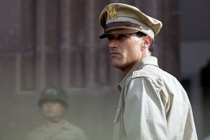 Matthew Fox stars as Gen. Bonner Fellers in Peter Webber's film 'Emperor.'