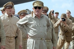 Movie review: Tommy Lee Jones re-interprets MacArthur in 'Emperor'
