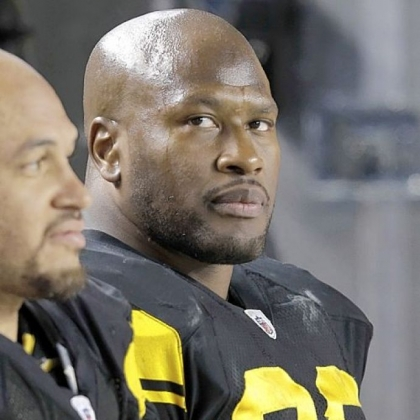 It's the end of an era for the Steelers defense, as the team parted ways with veteran linebacker James Harrison Saturday.