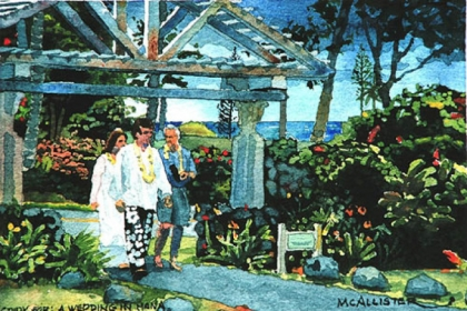 """A Wedding in Hana"""