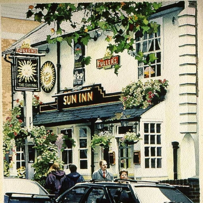&quot;The Sun Inn&quot;