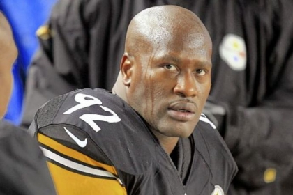 Will James Harrison seek revenge on the Steelers?