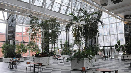 The PPG Wintergarden