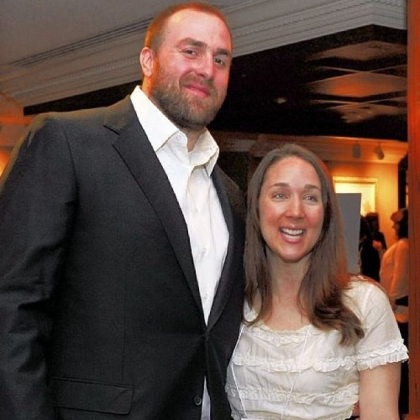 Brett and Sarah Keisel.