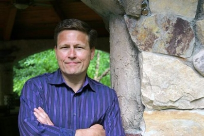 Author David Baldacci.