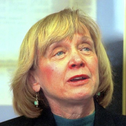 Patricia Ann Crawford in 2000.