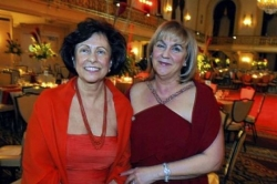 American Red Cross ball held at the Omni William Penn