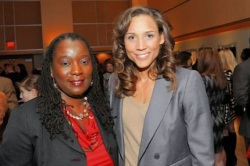 Olympian Lolo Jones guests at benefit for Bethlehem Haven