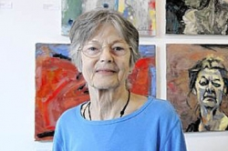 Obituary: Donna Hollen Bolmgren / Art mentor faced death with grace and &#039;dignity&#039;