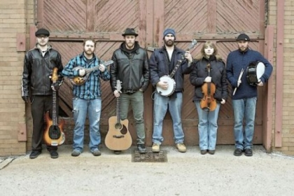 Bastard Bearded Irishmen will play at Market Square Saturday afternoon and the Hard Rock Cafe at Station Square Saturday night.