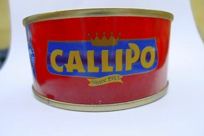 Italian Callipo tuna.