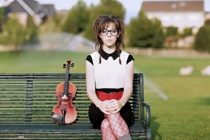 Lindsey Stirling will pull out the strings at Stage AE tonight.