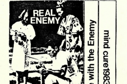 "Real Enemy's ""Life With the Enemy"" is being reissued by Mind Cure Records from Polish Hill."