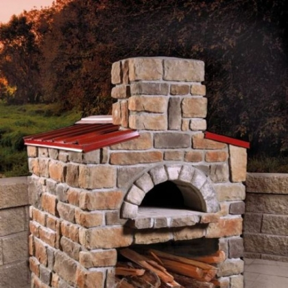 Lifestyle Collection. Wood Fired Oven.
