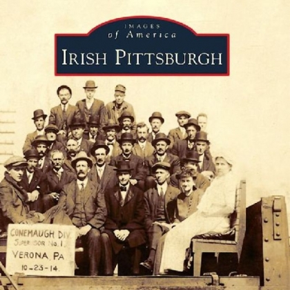 """Irish Pittsburgh"" by Patricia McElligott."