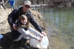 Costly, complex trout-stocking process leads to environmental awareness and fun on the water