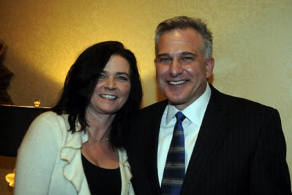 Mary and Stephen Zappala Jr.