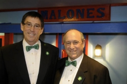 American Ireland event held at Heinz Field Club East Lounge