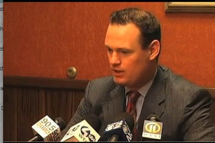 Mayor Luke Ravenstahl says police officer in video should be fired.