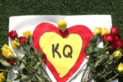 A tribute to the Seton Hill women's lacrosse coach, Kristina Quigley.