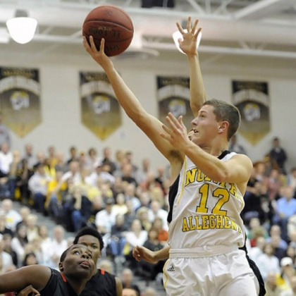 R.J. Colabrese is one of six seniors North Allegheny must replace.