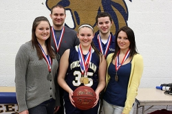 North Xtra: Siblings at Vincentian earn WPIAL honors