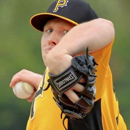 Right-hander Mark Melancon appears to be one of the few locks for a spot in the bullpen when the Pirates open the season April 1 against the Chicago Cubs.