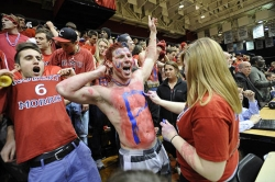 Big win at Robert Morris gives school spirit a boost