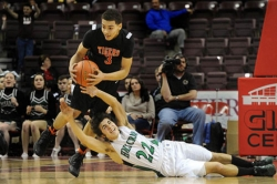 Beaver Falls beats Holy Cross, 69-63, for PIAA title
