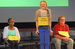 Canonsburg student wins Pittsburgh-area spelling bee, going to D.C.