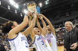 Class AAA Girls: Lindsay leads South Park to PIAA title