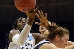 Penn State women overwhelming in 85-55 victory over Cal Poly