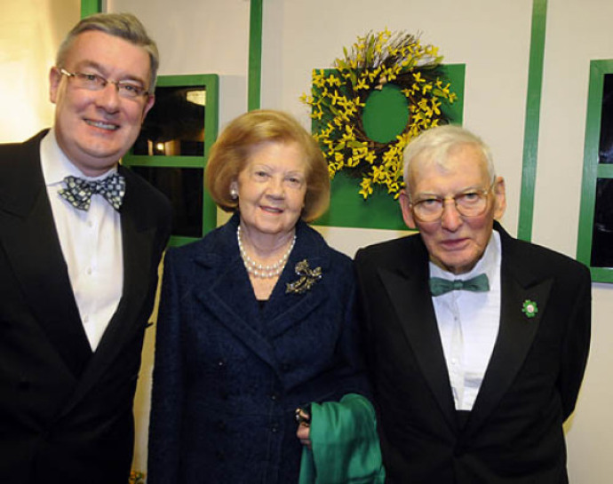 Steelers owner Dan Rooney to be inducted into the Irish America…