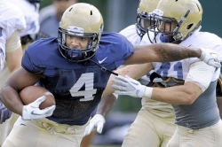 Pitt RB Shell pondering a transfer