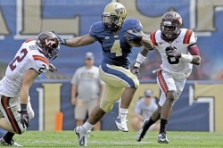 Chryst: Pitt&#039;s Rushel Shell taking &#039;time away from football&#039;
