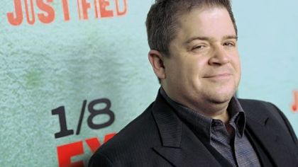 "Comic Patton Oswalt joins the cast of FX's ""Justified."""